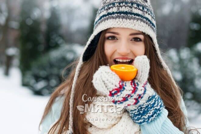 Апельсины очень сочные и сладкие