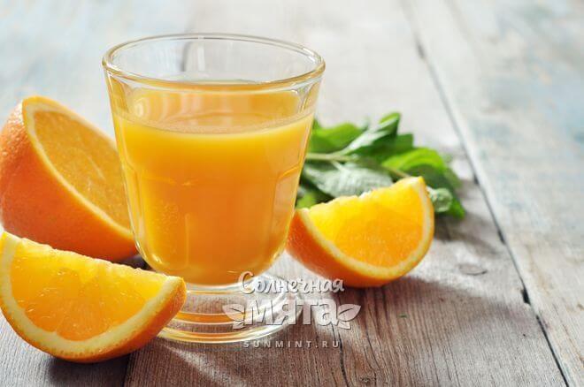 Апельсины приносят пользу организму