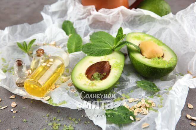 Авокадо широко используется в косметологии