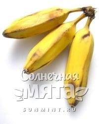 Бананы Burro