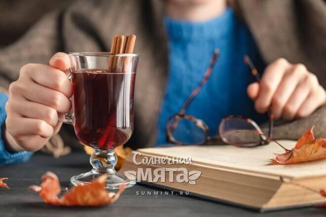 Чай из корицы вкусный и полезный