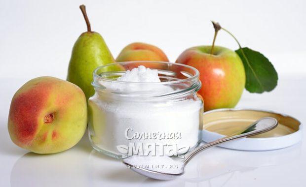 Фруктоза фруктовый сахар из… кукурузы