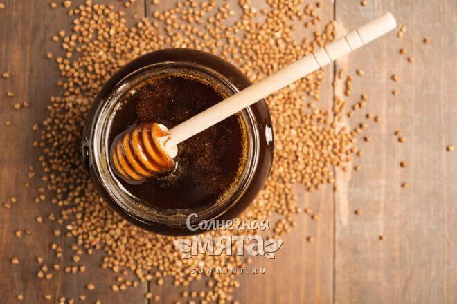 Гречневый мед вкусный и полезный