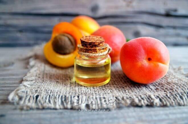 Из абрикосов получают масло