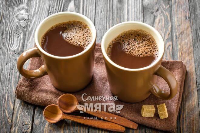 Какао приносит пользу организму