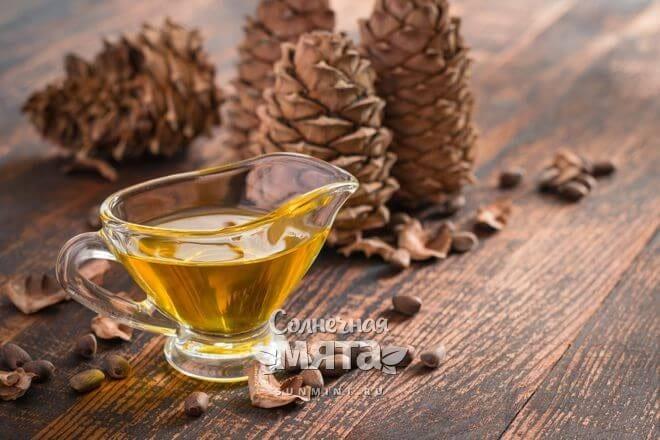 Кедровое масло - натуральное лекарство