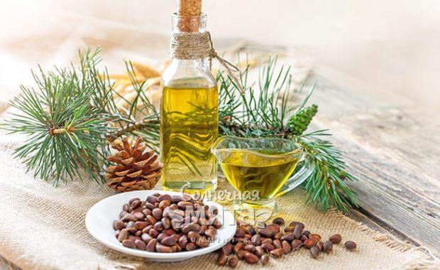 Кедровое масло продукт с патриотическим ароматом