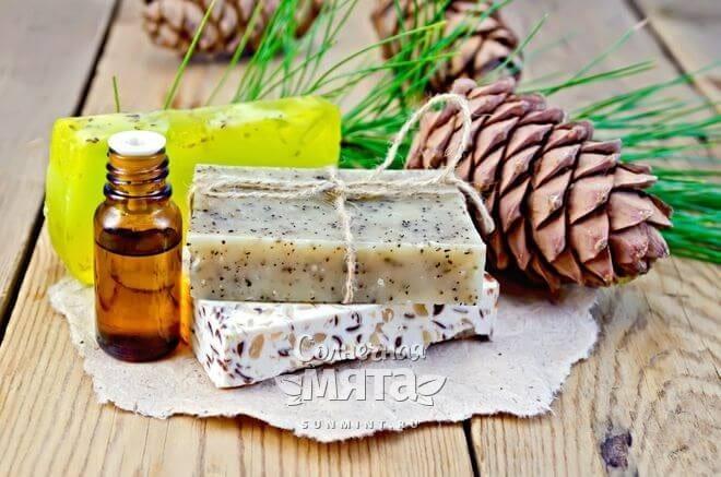 Кедровое масло широко применяется в быту