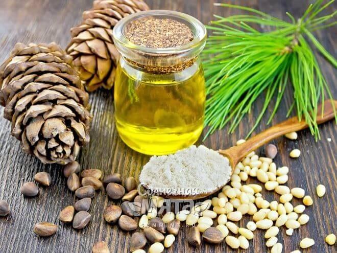Кедровое масло вкусное и ароматное