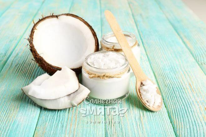 Кокосовое масло универсальный продукт