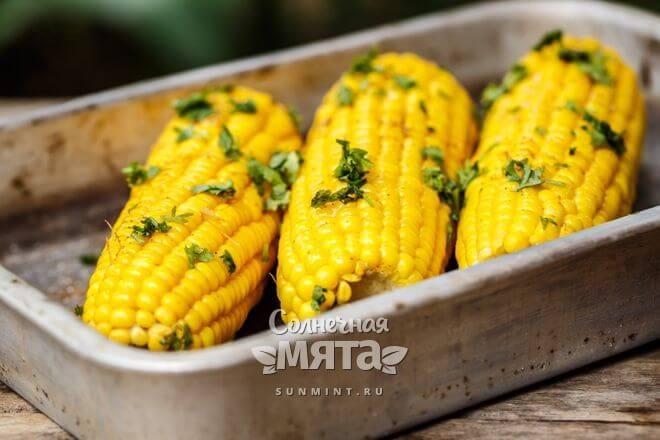 Кукуруза вкусна в любом виде