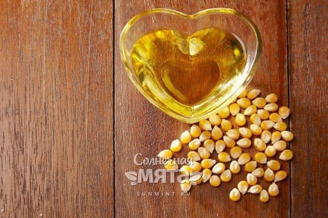 Кукурузное масло полезно для здоровья