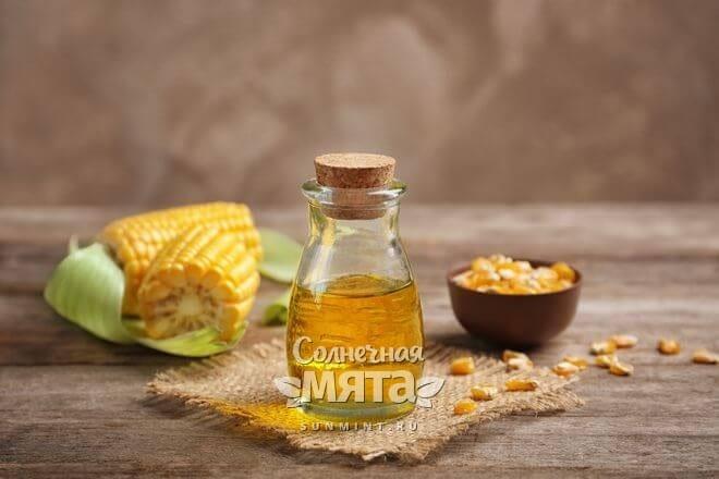 Кукурузное масло вкусное и ароматное