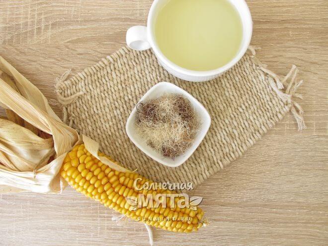 Кукурузными рыльцами лечат болезни