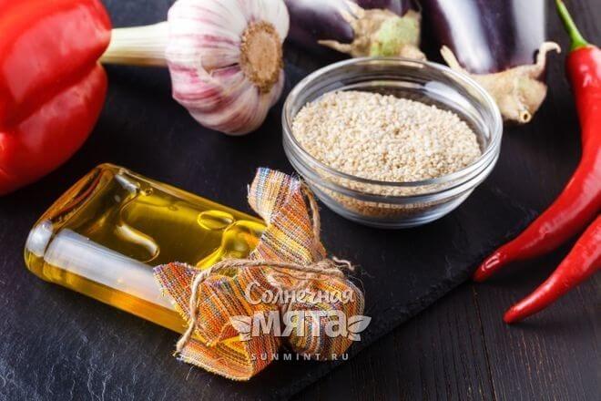 Кунжутное масло полезно для здоровья