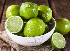 Лайм родственник лимона и тезка Лаймы Вайкуле