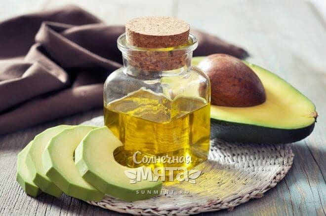 Масло авокадо имеет ореховый привкус