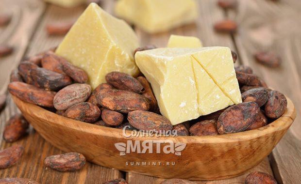 Масло какао дорогое мыло с шоколадным запахом