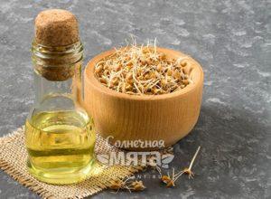 Масло зародышей пшеницы из самого сердца зерна