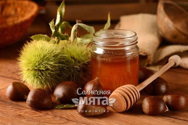 Многие любят каштановый мед