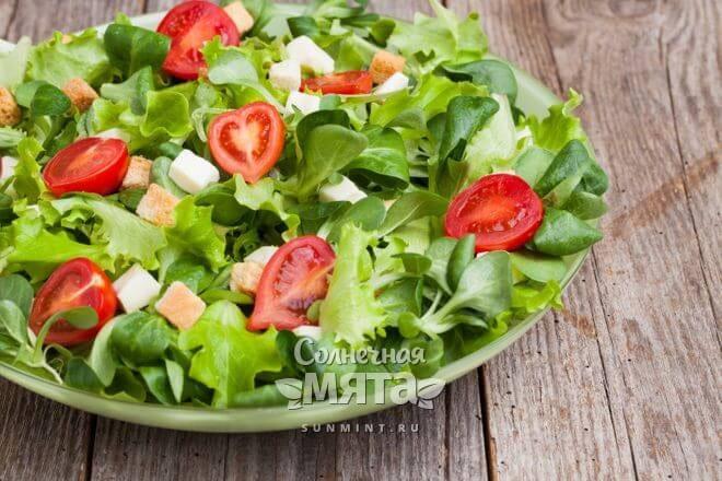 Помидоры хороши в салатах