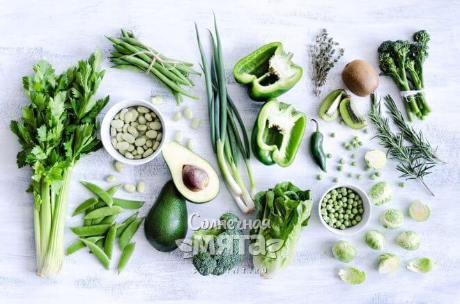 Продукты, богатые витамином B5, фото
