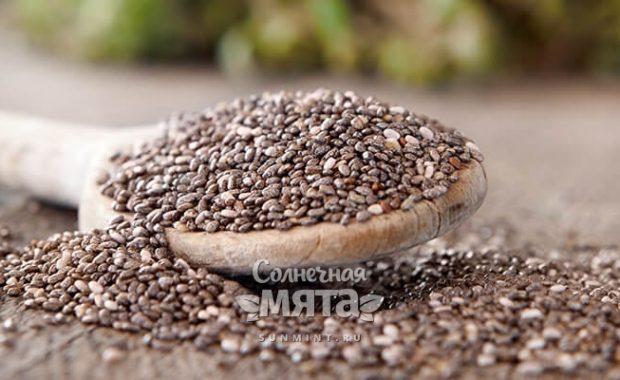 Семена чиа уловка маркетологов или ацтекское сокровище