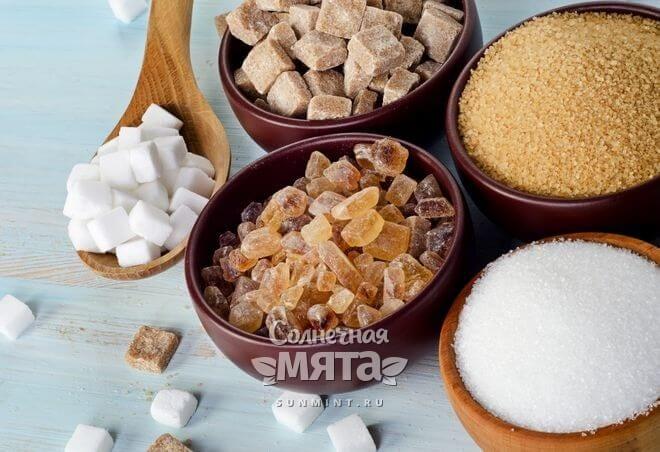 У сахара множество разновидностей