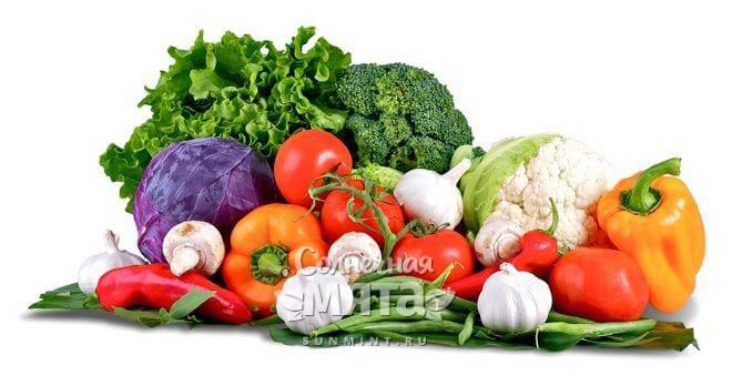 Овощи, фото