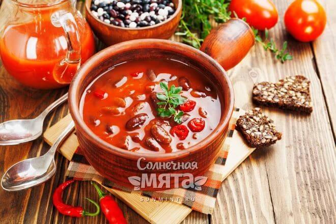 Красный перец чаще используется в виде специи