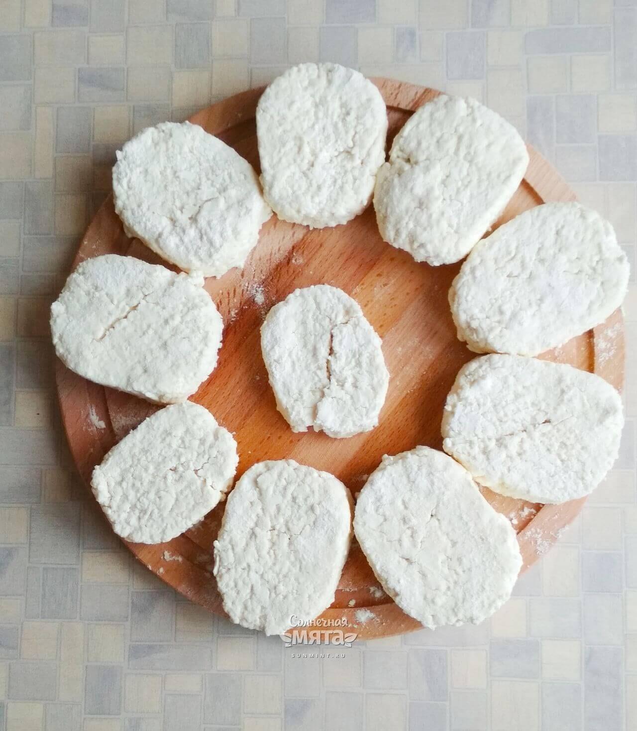 Сырники без яиц - Шаг 5