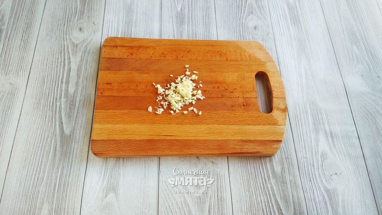 Кукуруза с чесночным соусом - Шаг 11