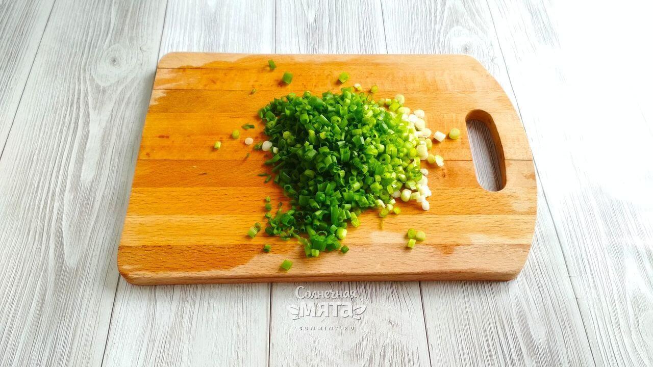 Кукуруза с чесночным соусом - Шаг 4
