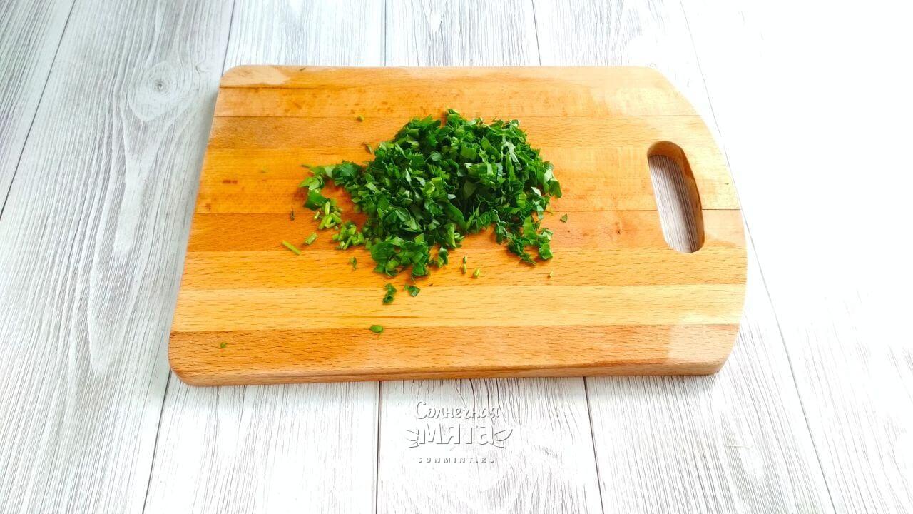 Кукуруза с чесночным соусом - Шаг 5