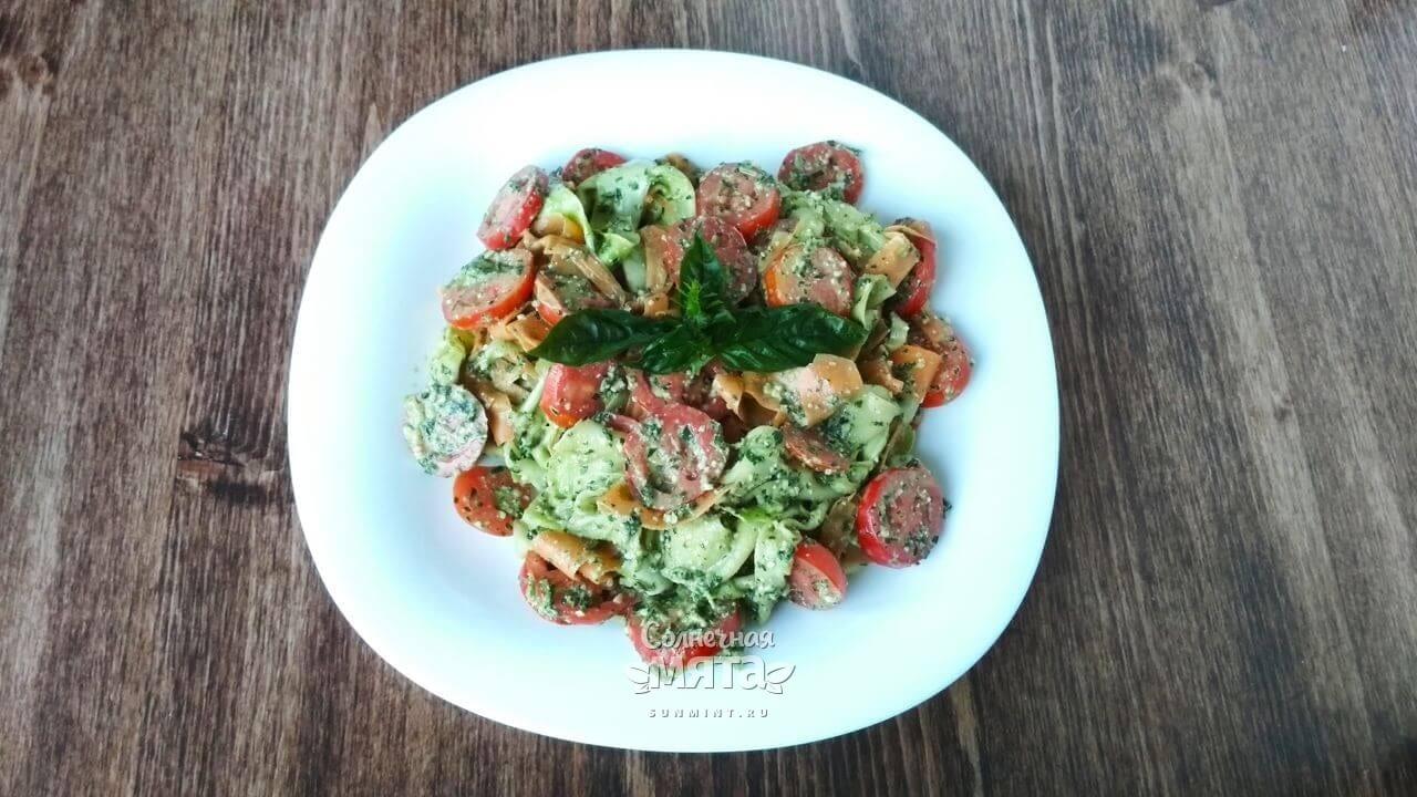 Салат из кабачков - Шаг 8