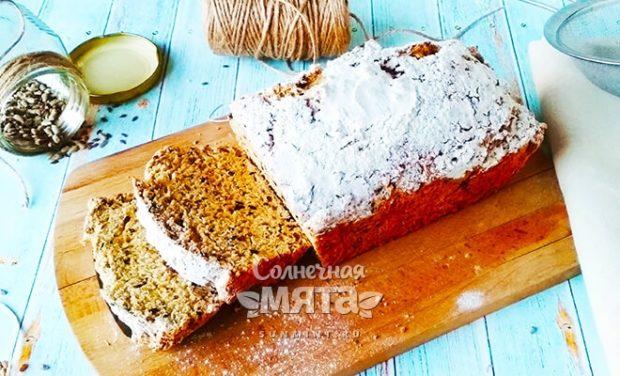 Бездрожжевой содовый хлеб с семечками