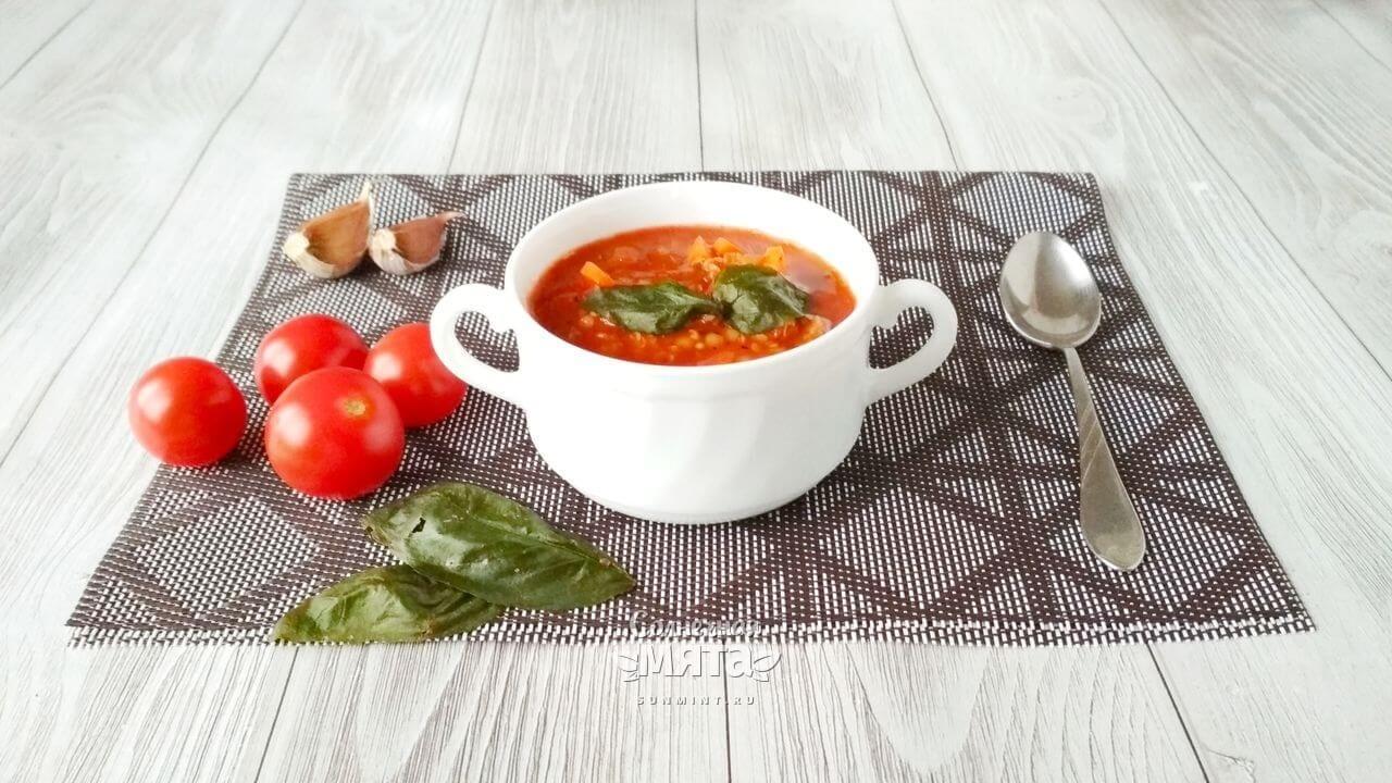 Суп из красной чечевицы - Шаг 13