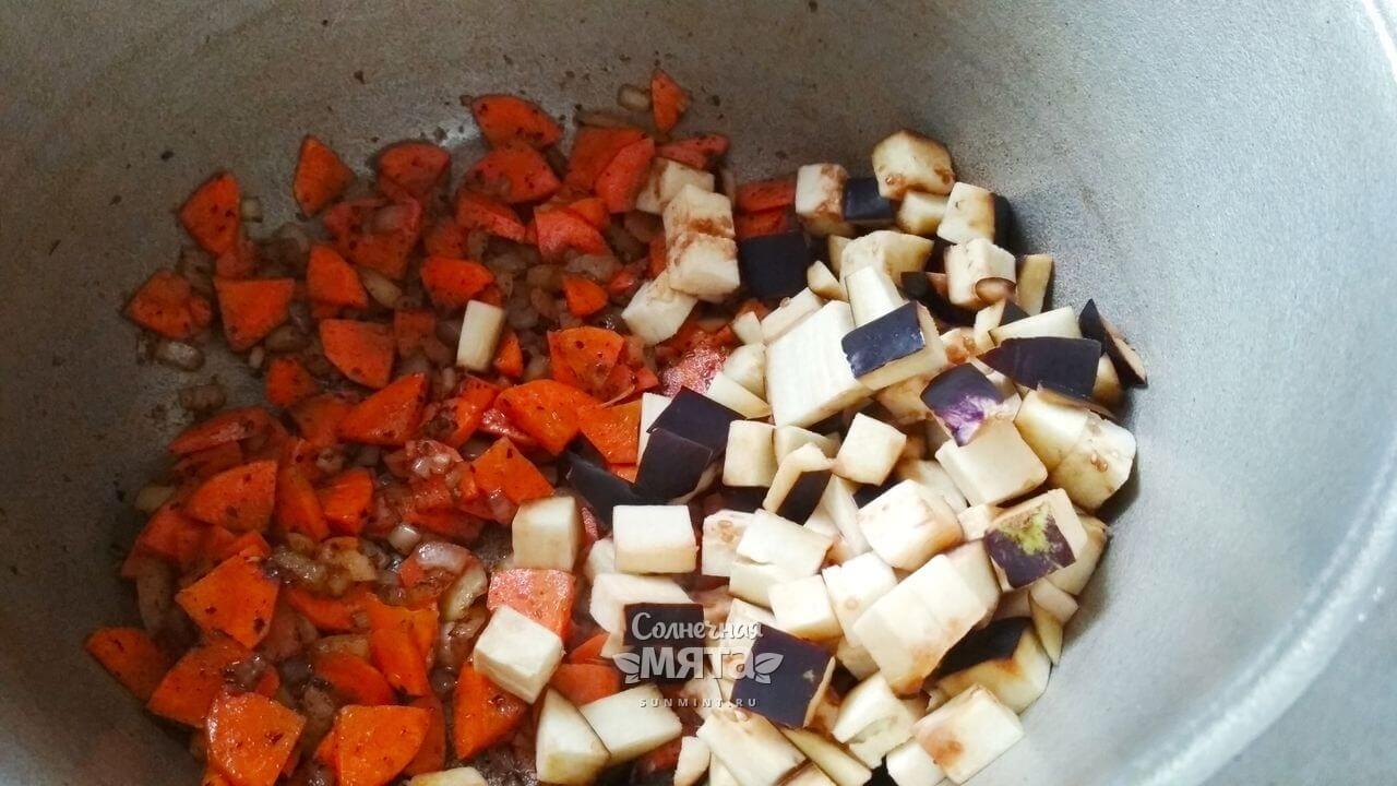 Суп из красной чечевицы - Шаг 9-1