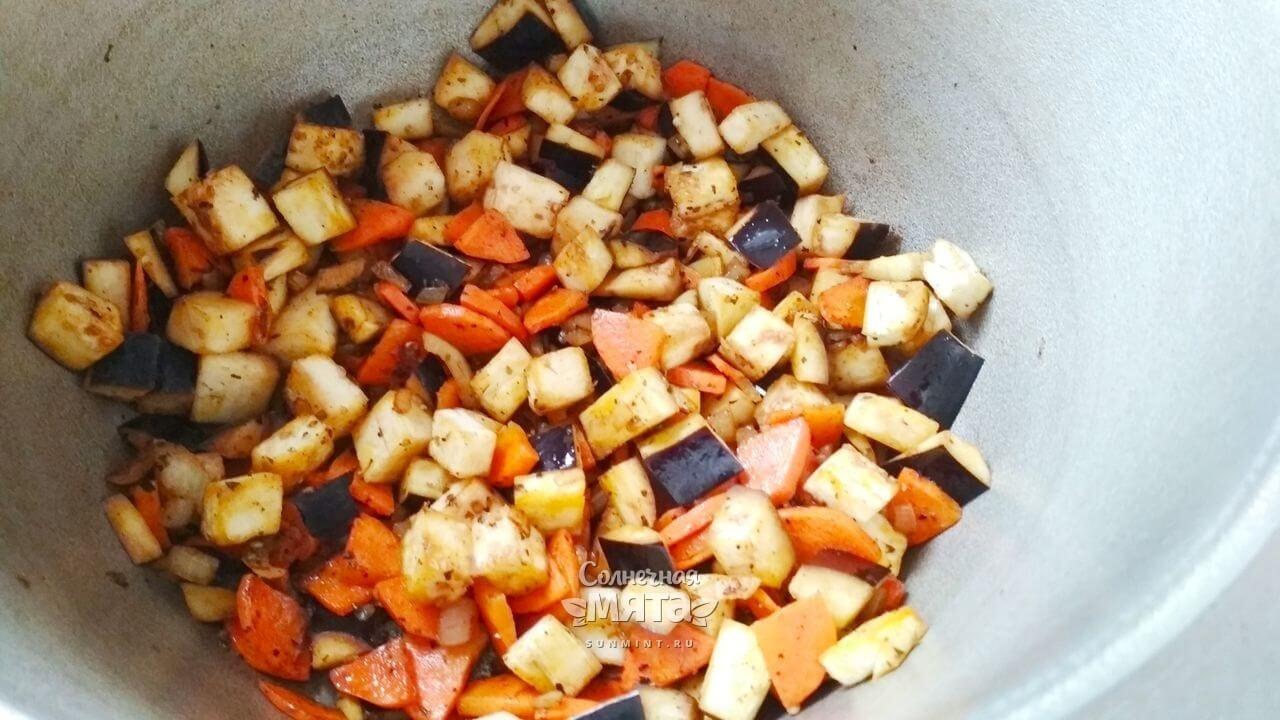 Суп из красной чечевицы - Шаг 9-2