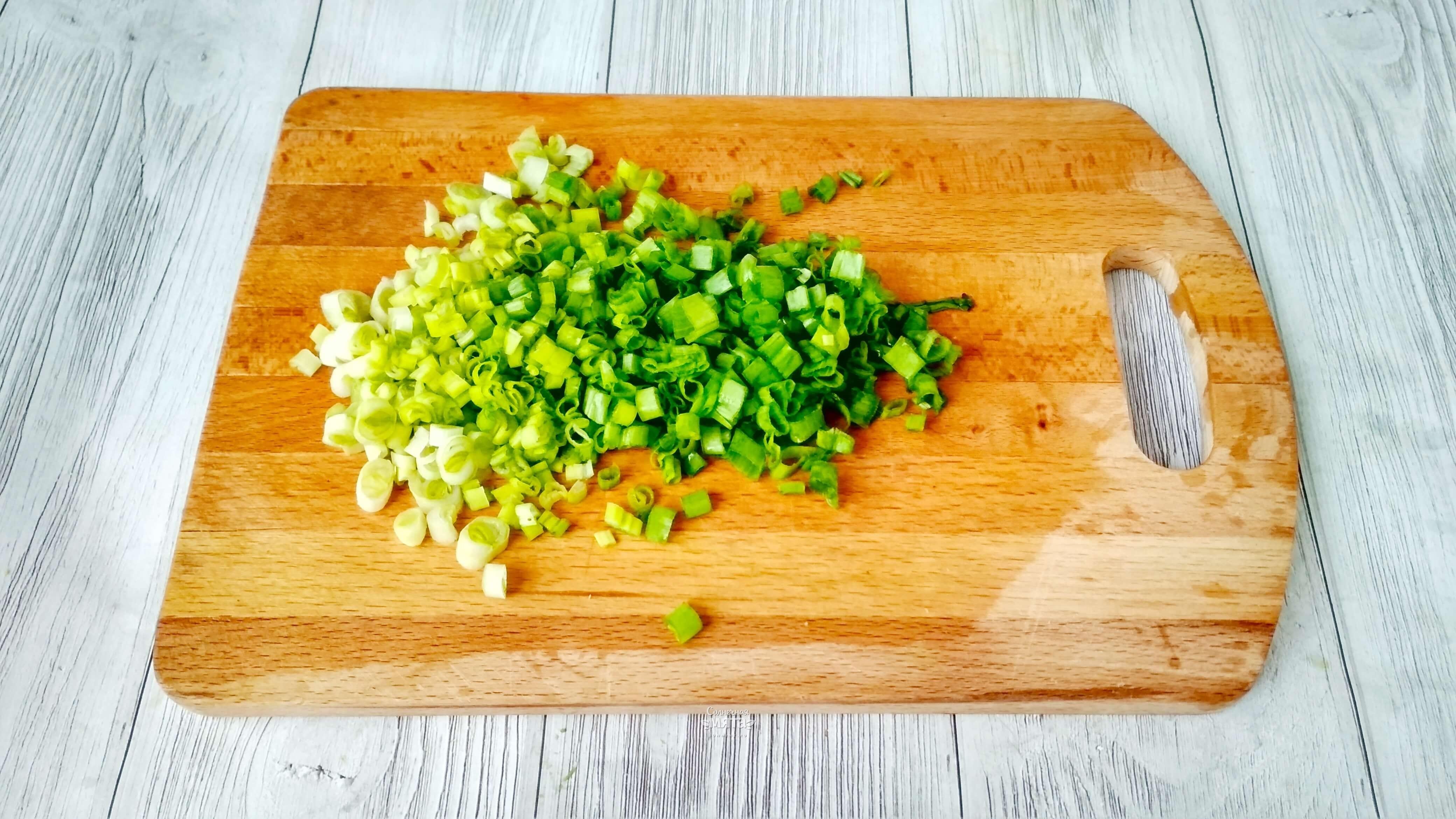 Оливье сыроедческое - Шаг 6-1
