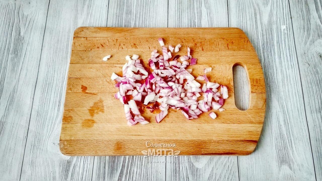 Паэлья овощная с сыром - Шаг 3
