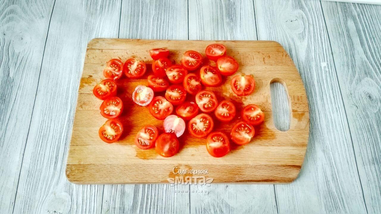 Паэлья овощная с сыром - Шаг 6