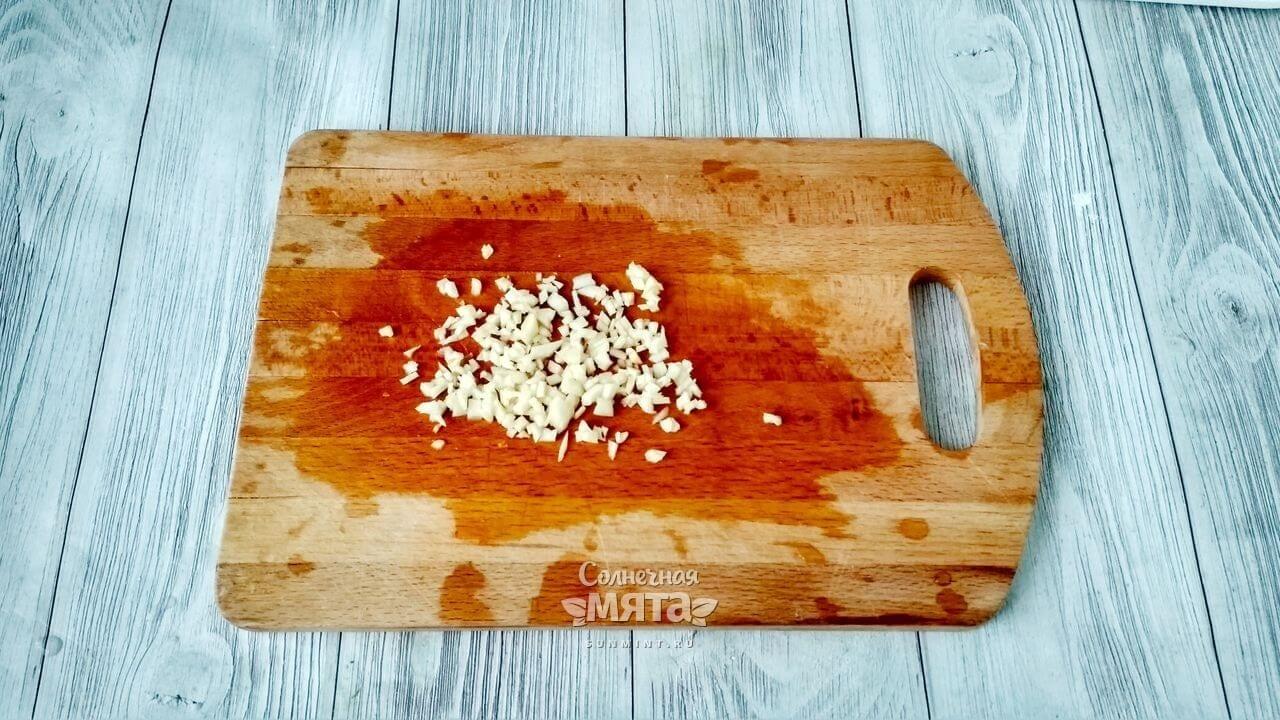 Паэлья овощная с сыром - Шаг 7