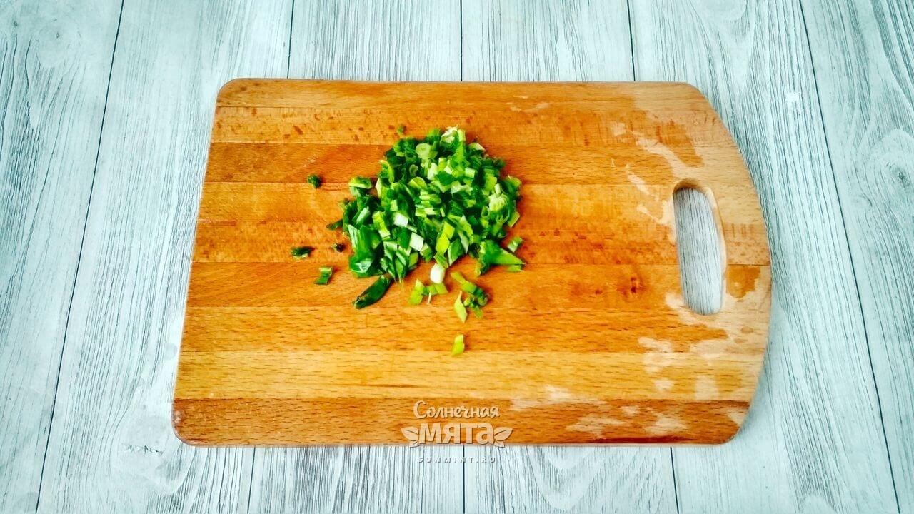 Паэлья овощная с сыром - Шаг 8
