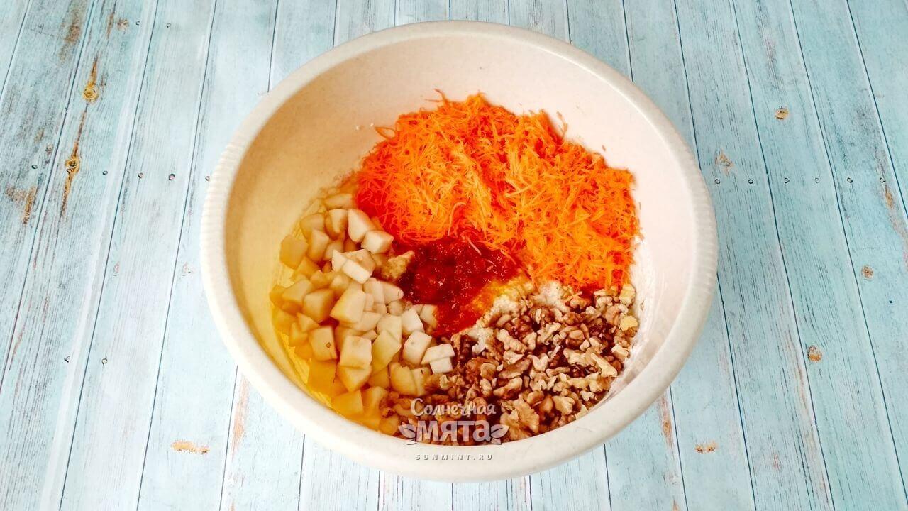 Морковный торт - Шаг 14