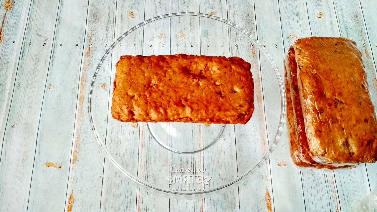 Морковный торт - Шаг 20