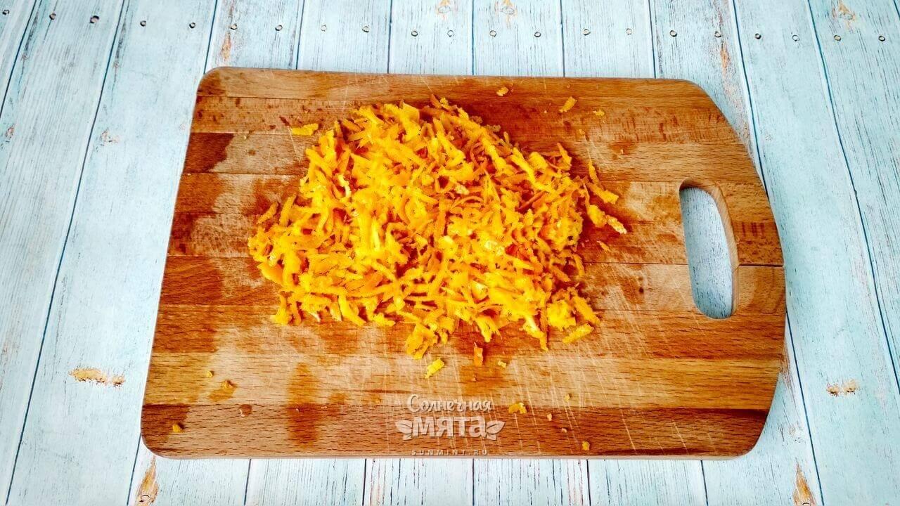 Морковный торт - Шаг 8-1