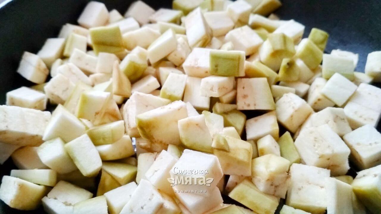 Салат не селедка под шубой - Шаг 4-2