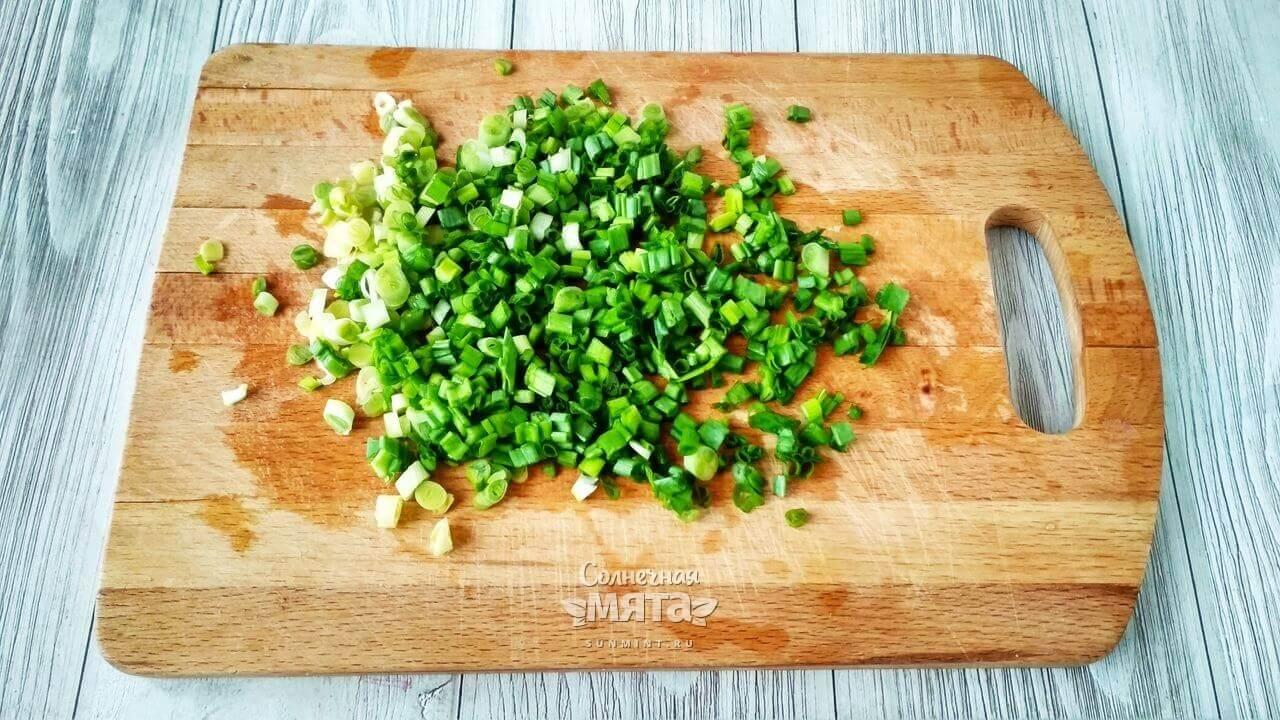 Вегетарианский оливье - Шаг 6